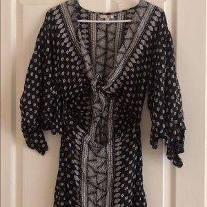 Boho cut out maxi dress-from lulus.com